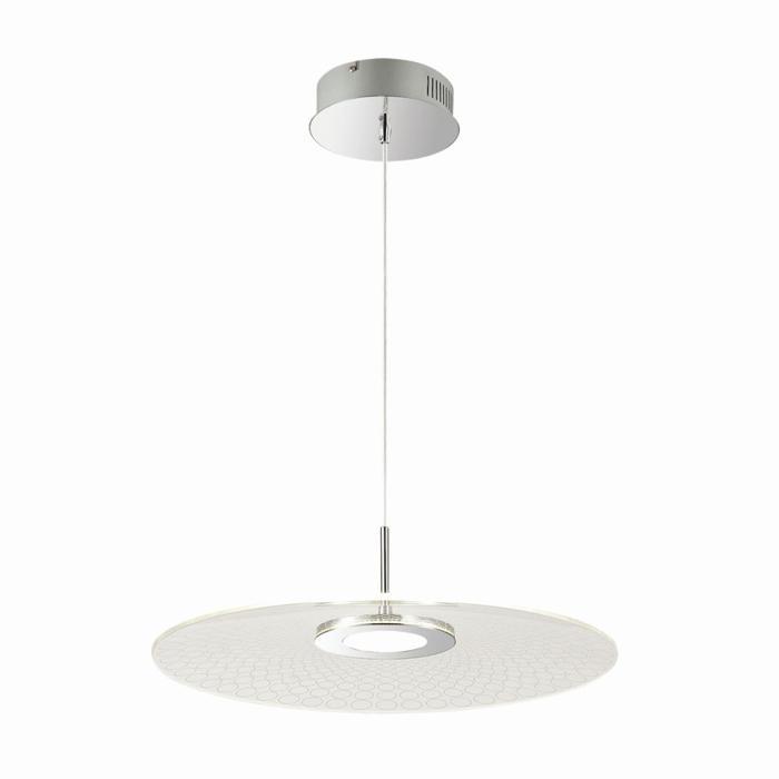 Фото - Подвесной светильник Odeon Light 3995/18L, LED, 18 Вт odeon light торшер odeon light mona 3995 20fl