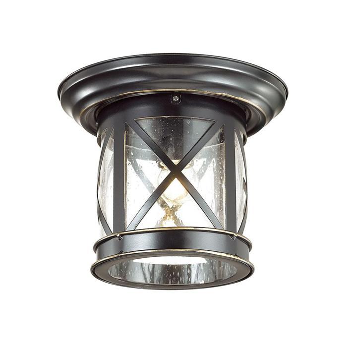 Уличный светильник Odeon Light 4045/1C, золотой цена и фото