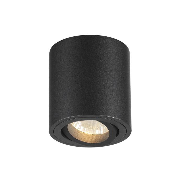 Встраиваемый светильник Odeon Light 3568/1C, GU10, 50 Вт светильник odeon light tuborino 3569 1c