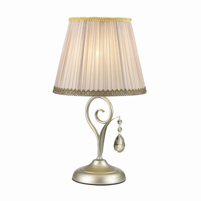 Настольный светильник Odeon Light 3924/1T, прозрачный настольный светильник j light 1310 1t