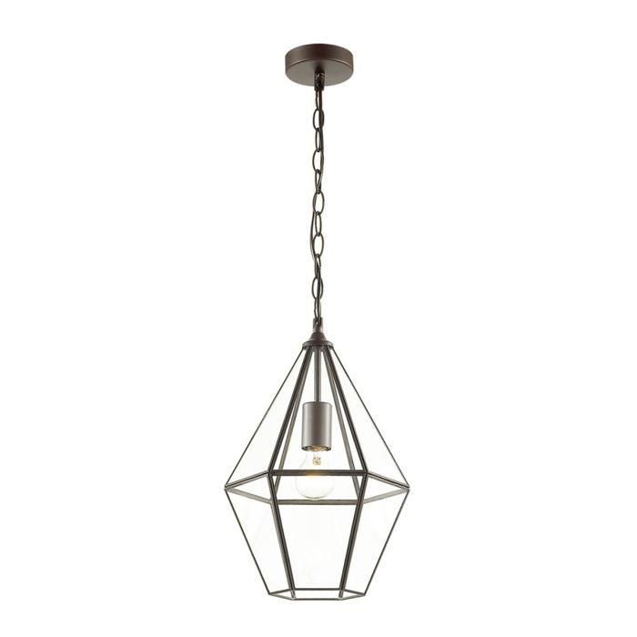 Подвесной светильник Odeon Light 4055/1, прозрачный