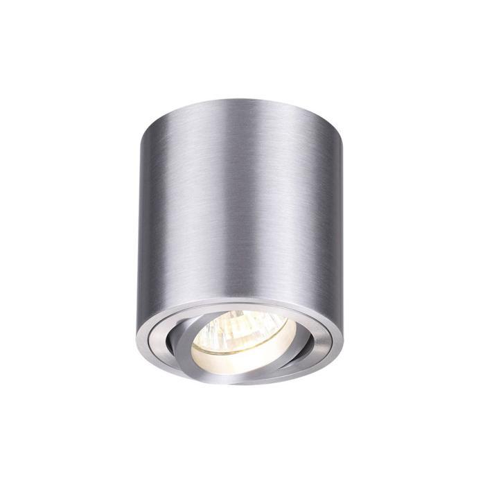 Потолочный светильник Odeon Light 3566/1C, GU10, 50 Вт светильник odeon light tuborino 3569 1c