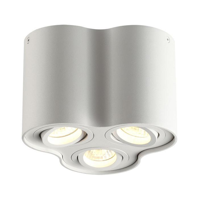 Потолочный светильник Odeon Light 3564/3C, белый потолочный светильник odeon light 2676 3c белый