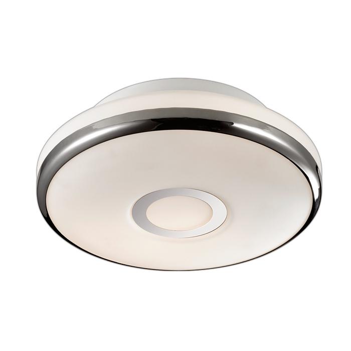 Потолочный светильник Odeon Light 2401/1C, E27, 60 Вт цена и фото