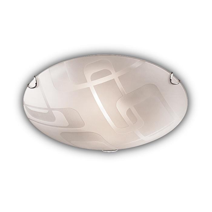 Настенно-потолочный светильник Sonex 257, серый металлик цена