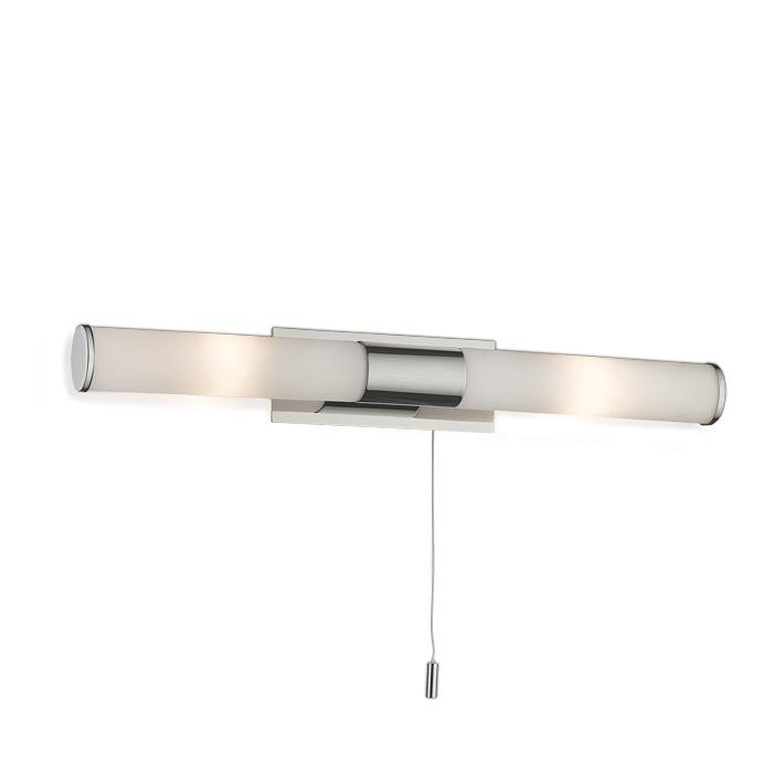 Настенный светильник Odeon Light 2139/2W, серый металлик резистор kiwame 2w 15 0 kohm
