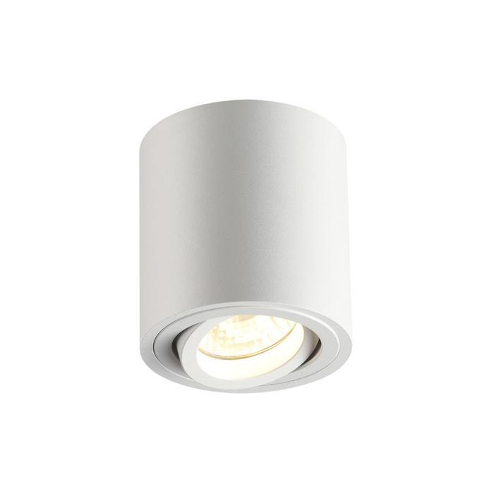Встраиваемый светильник Odeon Light 3567/1C, GU10, 50 Вт светильник odeon light tuborino 3569 1c