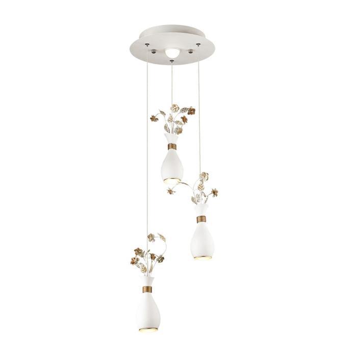 Подвесной светильник Odeon Light 4035/18L, золотой