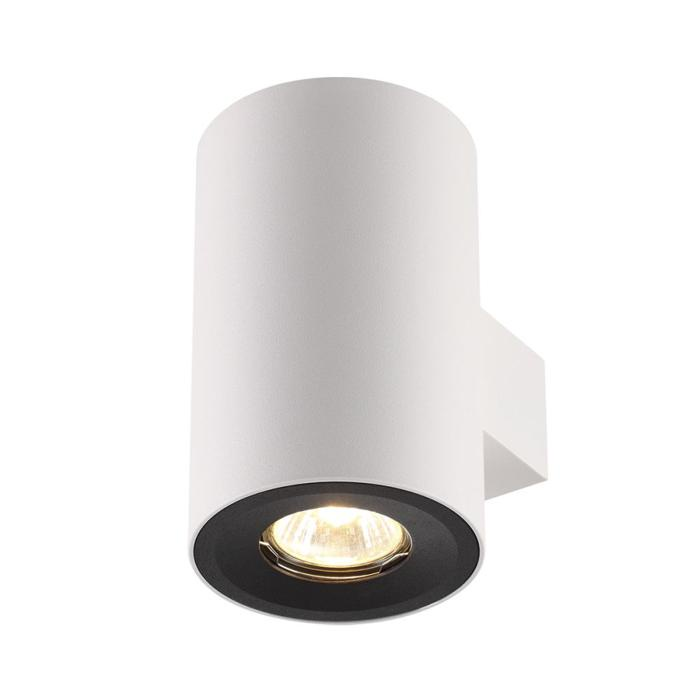 Настенный светильник Odeon Light 3581/2W, черный цены