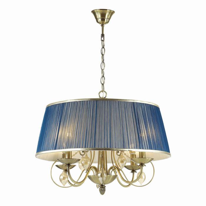 Подвесной светильник Odeon Light 3921/4, бронза цена