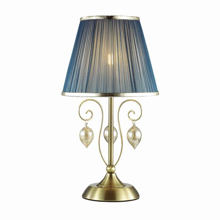 Настольный светильник Odeon Light 3921/1T, бронза настольный светильник j light 1310 1t