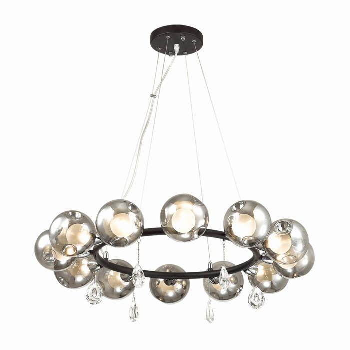 Подвесной светильник Odeon Light 3982/12, прозрачный