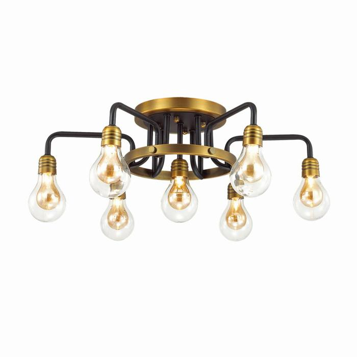 Потолочный светильник Odeon Light 3983/7C, прозрачный цены