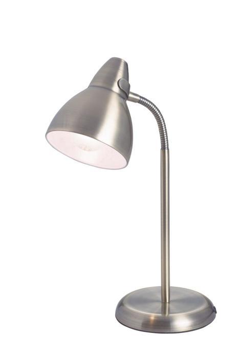 Настольный светильник Markslojd 408841, серый цена