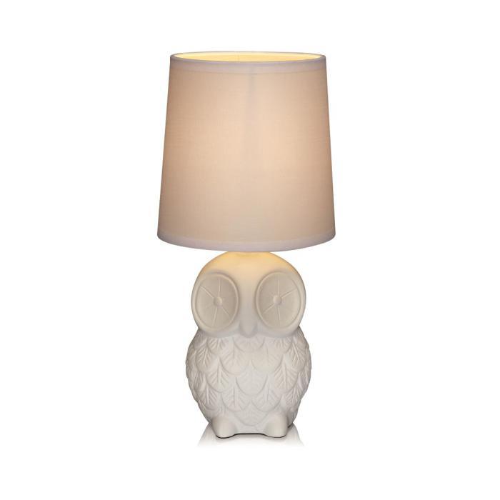 цена на Настольный светильник Markslojd 105310, белый
