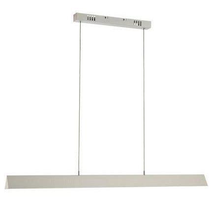 Подвесной светильник Markslojd 105277, белый105277Подвесной светильник Markslojd 105277 серии Bas в стиле модерн даст комфортный свет в комнате. Размеры (ДхШхВ) 50х900х50 мм.