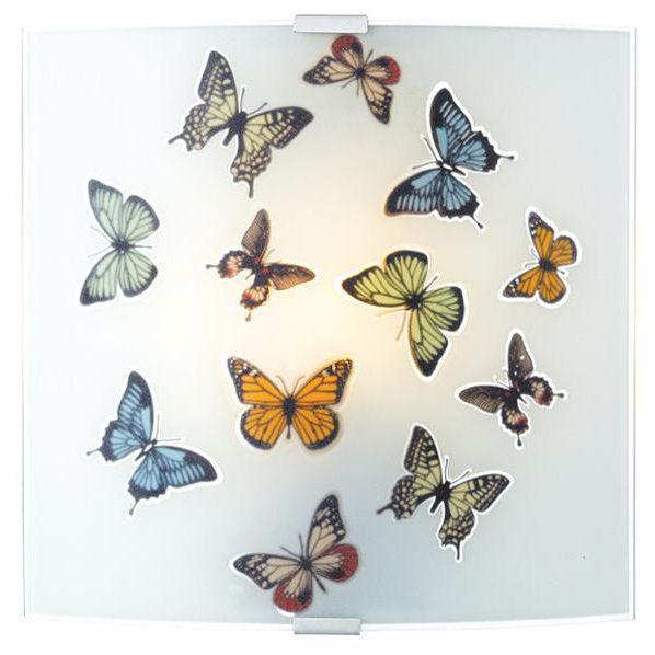 Бра Markslojd 105435, белый светильник markslojd butterfly ml 105435