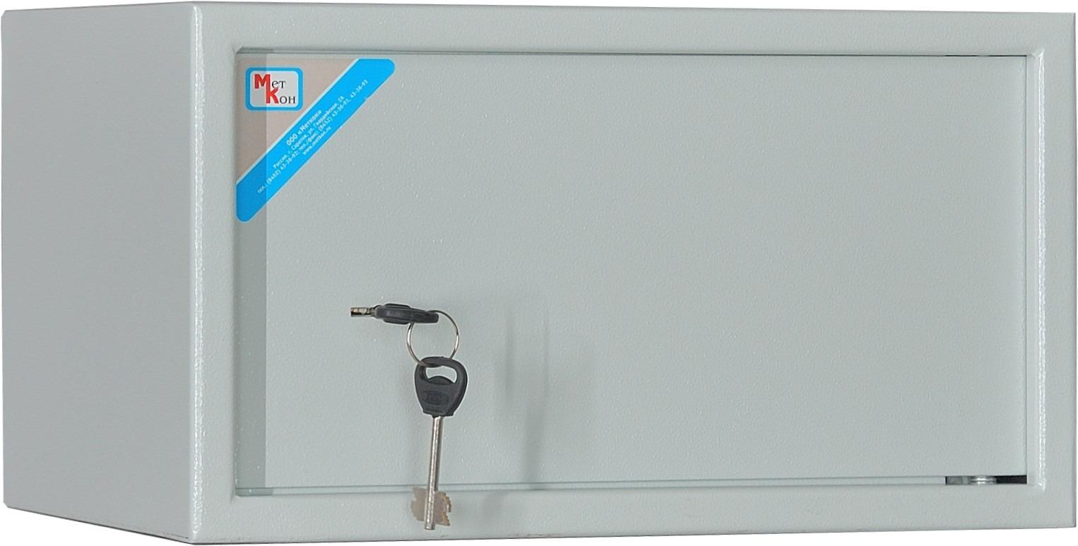 Шкаф мебельный Меткон ШМ-23, серый, 23 х 40,6 х 33,5 см