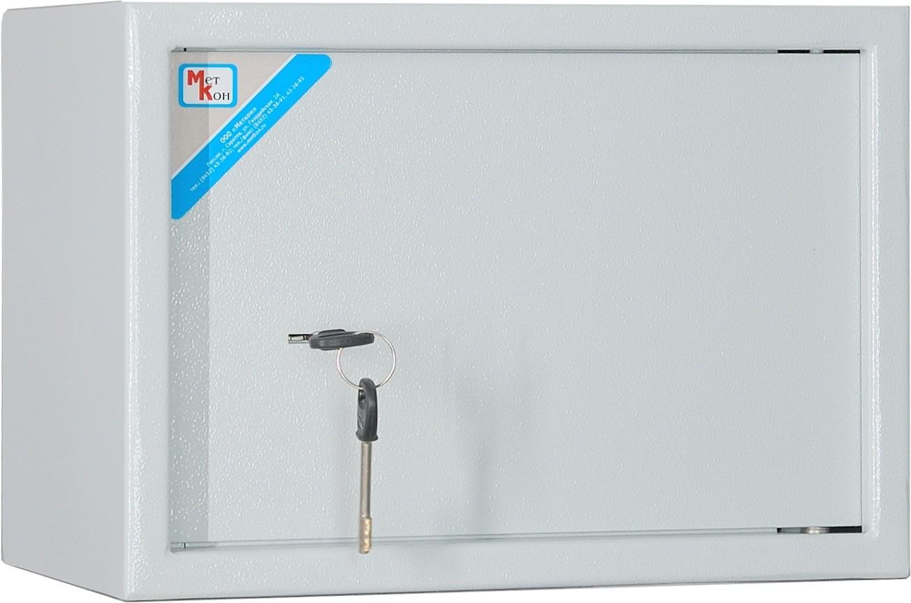 Шкаф мебельный Меткон ШМ-25, серый, 25 х 35 х 25 см
