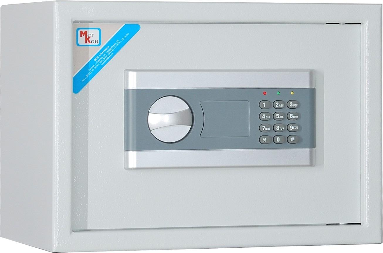 Шкаф мебельный Меткон ШМ-25Э, серый, 25 х 35 х 25 см