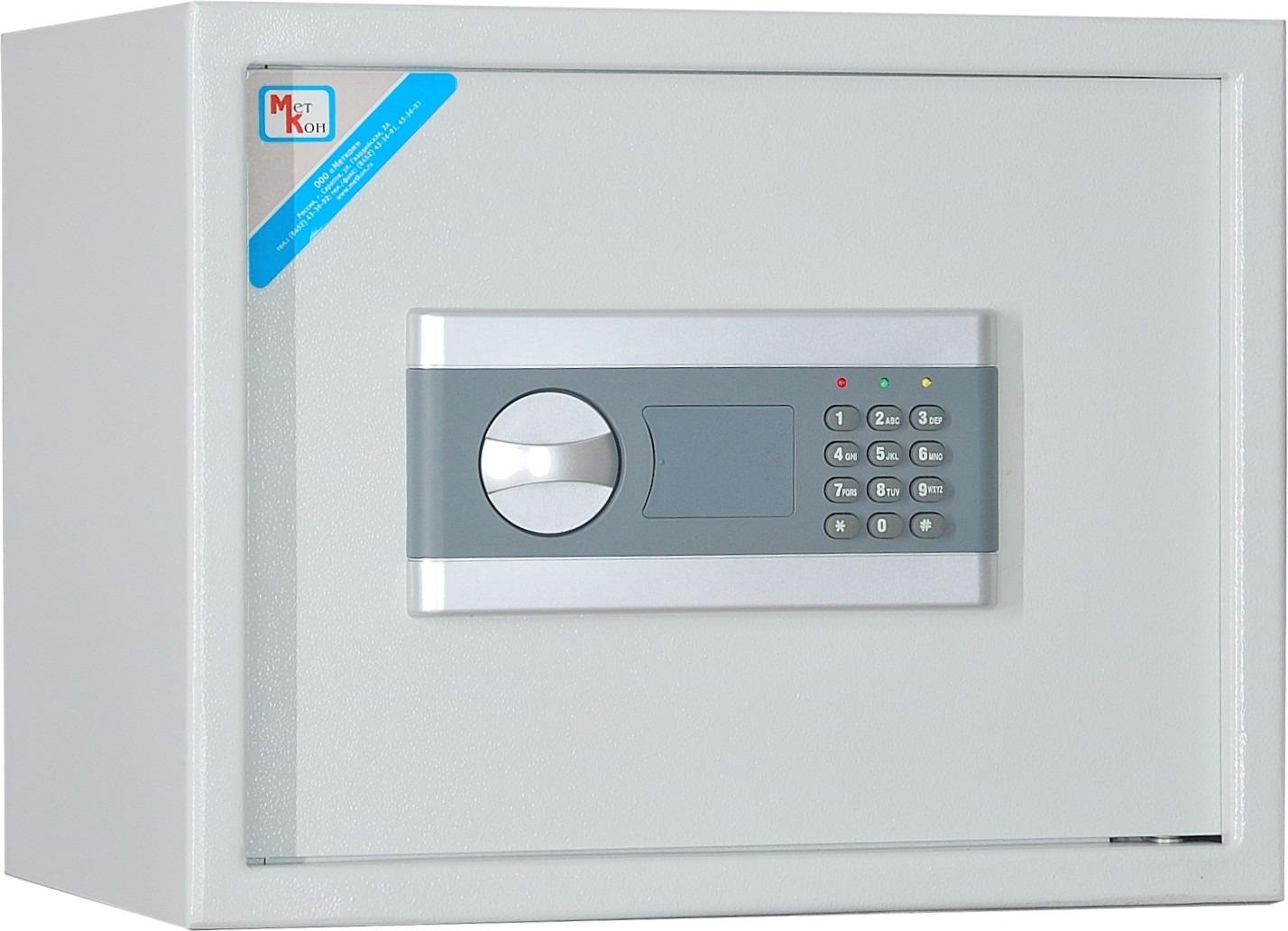 Шкаф мебельный Меткон ШМ-30Э, серый, 30 х 38 х 30 см