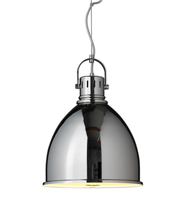 Подвесной светильник Markslojd 104589, серый металлик markslojd подвесной светильник markslojd monaco 083006