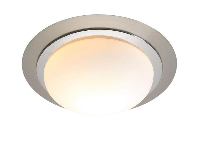 Потолочный светильник Markslojd 100198, серый металлик markslojd потолочный светильник markslojd trosa 100196