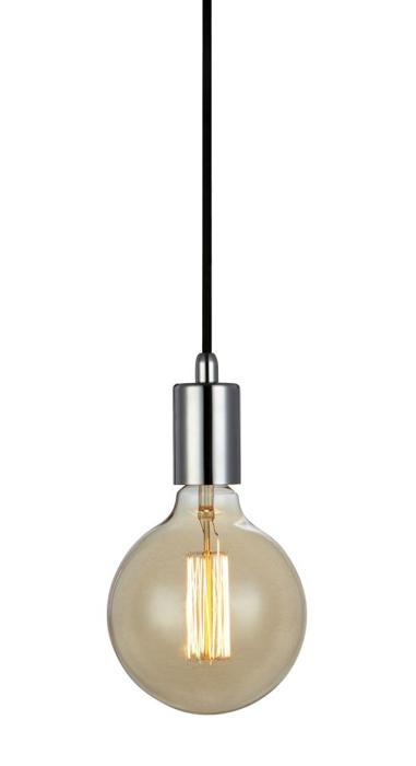 Подвесной светильник Markslojd 106169, серый металлик markslojd подвесной светильник markslojd monaco 083006