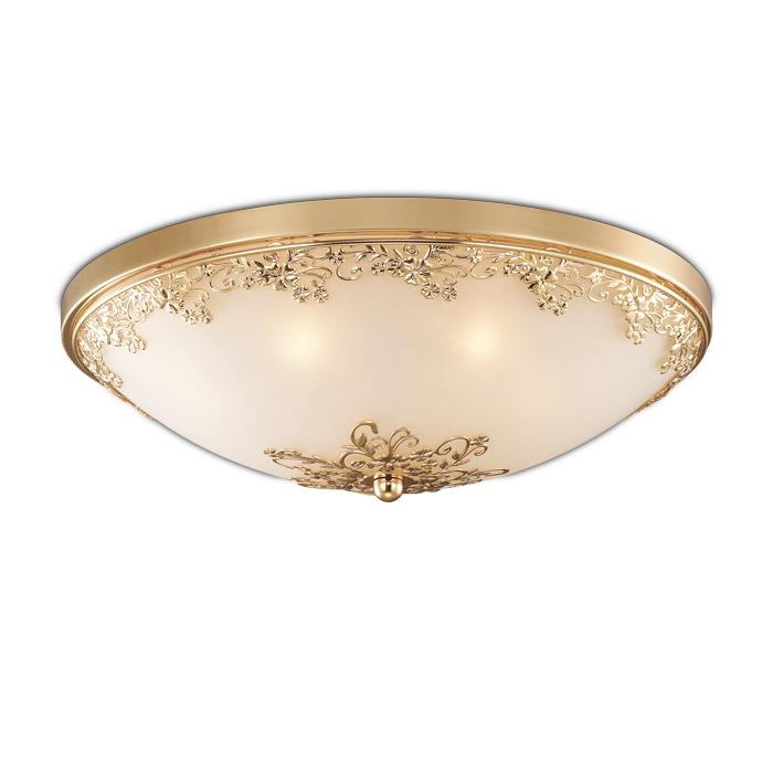 Настенно-потолочный светильник Odeon Light 2676/7C, золотой