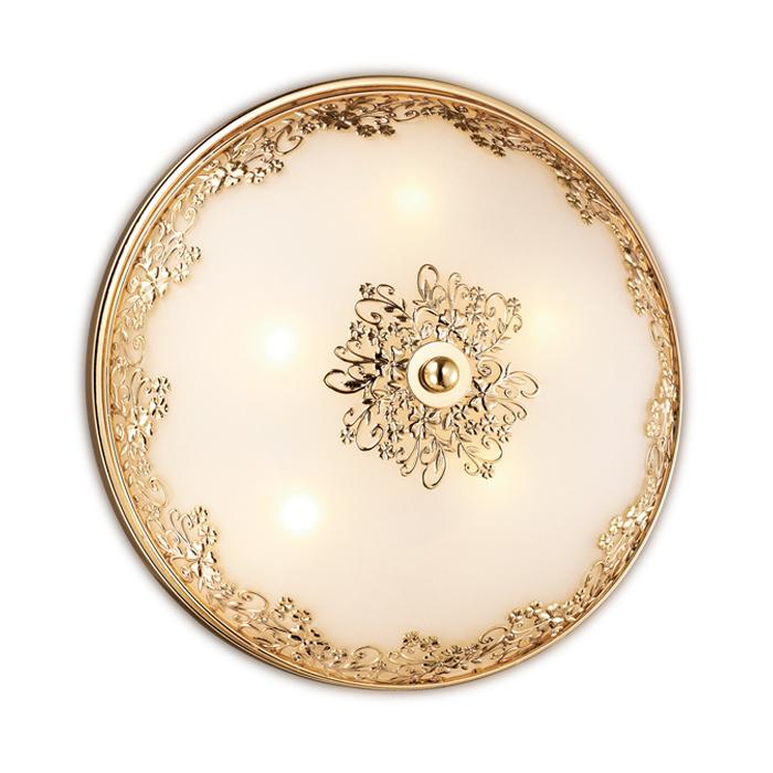 Настенно-потолочный светильник Odeon Light 2676/5C, золотой
