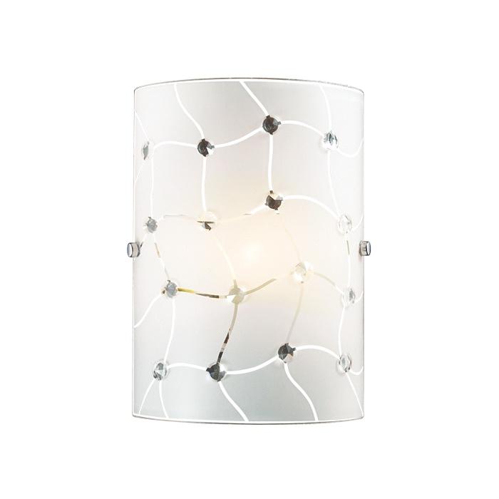 Настенно-потолочный светильник Sonex 1270, серый металлик все цены