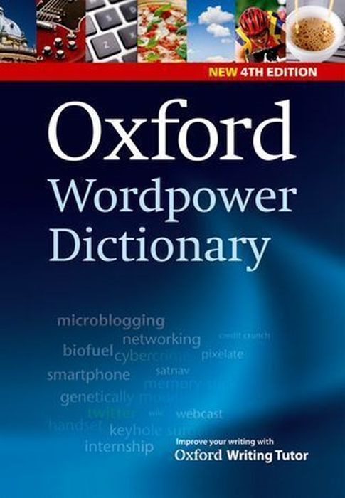 Фото - Oxford Wordpower Dictionary oxford essential dictionary