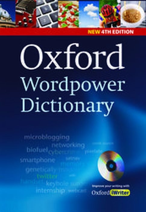 Oxford Wordpower Dictionary 4th Edition Pack (with CD-ROM) speakout upper intermediate workbook cd rom