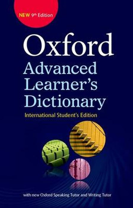 Oxford Advanced Learner's Dictionary (9TH EDITION): Paperback International Student's Edition oxford advanced learner s dictionary 9th edition paperback with dvd and online access code