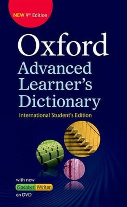 Oxford Advanced Learner's Dictionary tom grennan oxford