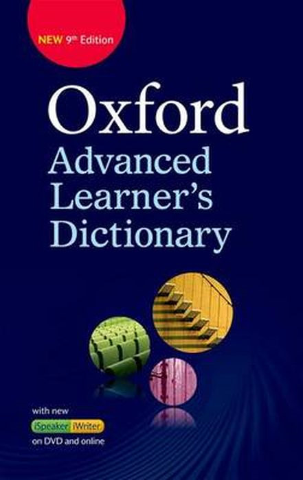 Oxford Advanced Learner's Dictionary бур stayer 29250 210 08