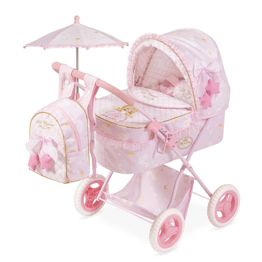 коляска для кукол DeCuevac 85028 цены
