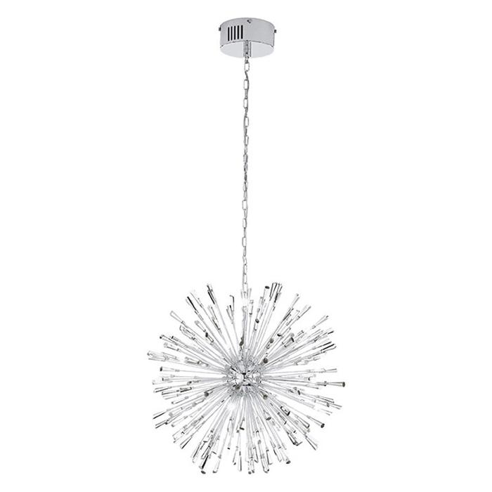 Подвесной светильник Eglo 39261, серый металлик цена