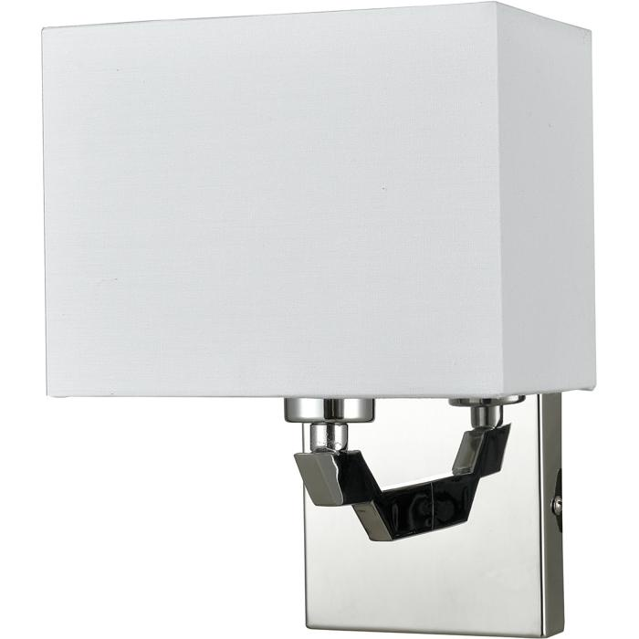 Бра Vele Luce VL1523W01, серый металлик vele luce vl1133l05