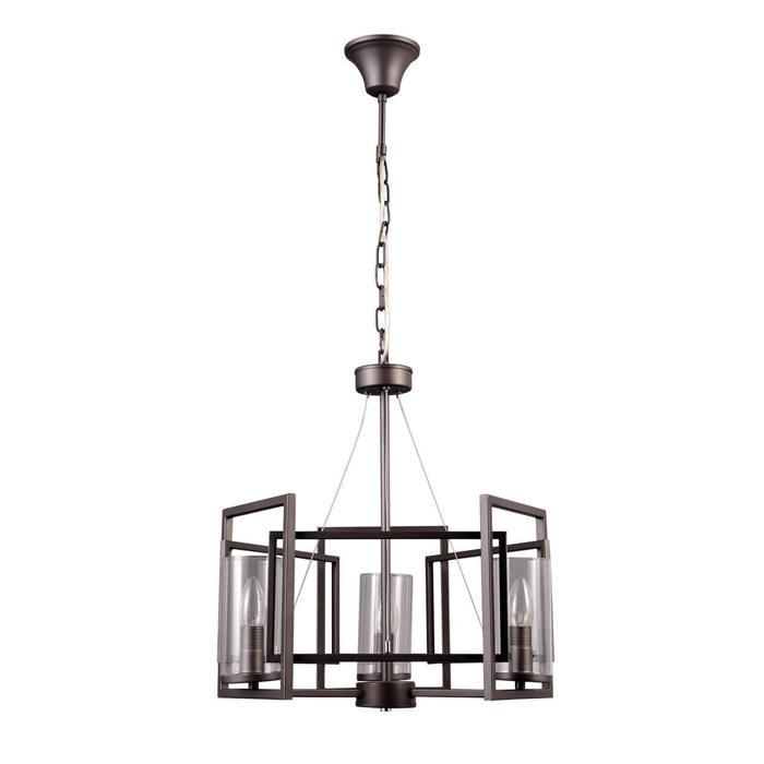 цена на Подвесной светильник Vele Luce VL1462L03, коричневый