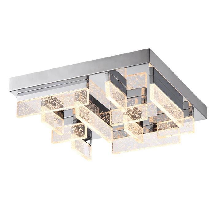 Потолочный светильник Vele Luce VL1503S30, серый металлик vele luce vl1133l05