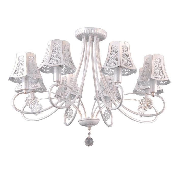 Потолочный светильник Vele Luce VL1401L08, белый vele luce vl1133l05