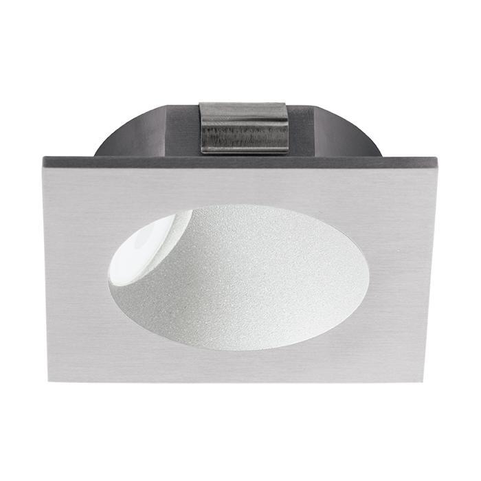 Настенно-потолочный светильник Eglo 96902, серебристый светильник спот eglo dakar 87082