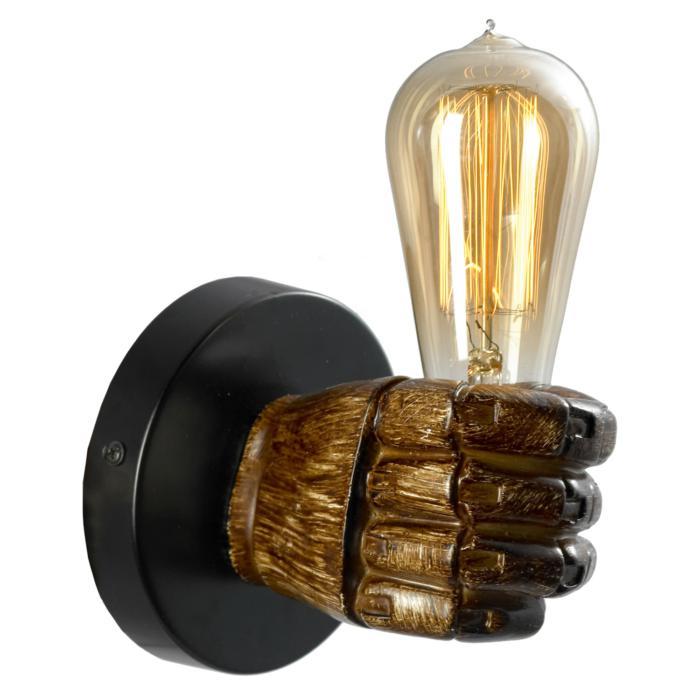 Настенный светильник Lussole LSP-8078, коричневыйLSP-8078Настенный светильник Lussole LSP-8078 серии Loft в стиле лофт будет хорошим решением для квартиры.
