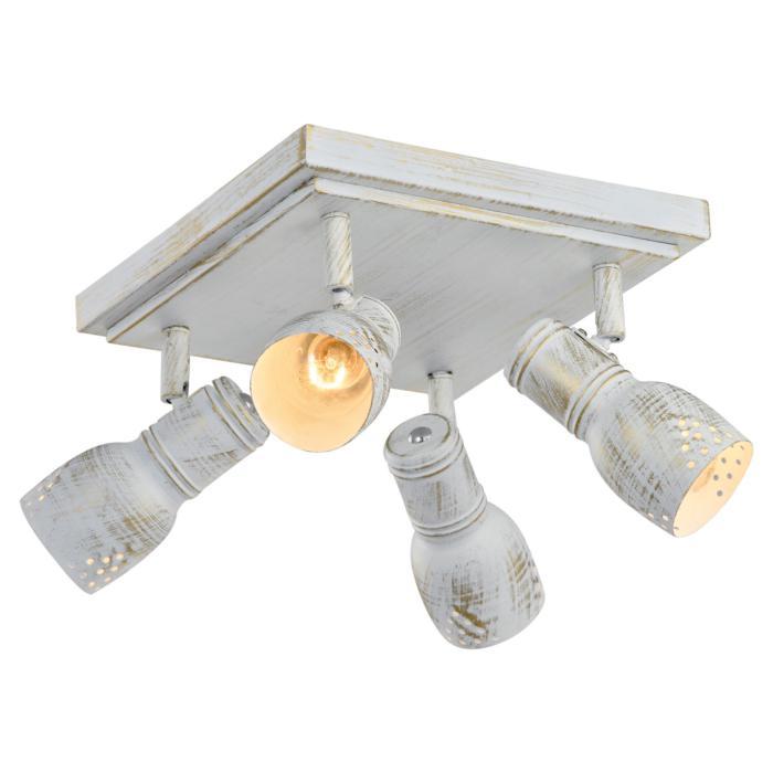 Потолочный светильник Lussole LSP-8056, E14, 40 Вт lgo спот lgo lsp 8056
