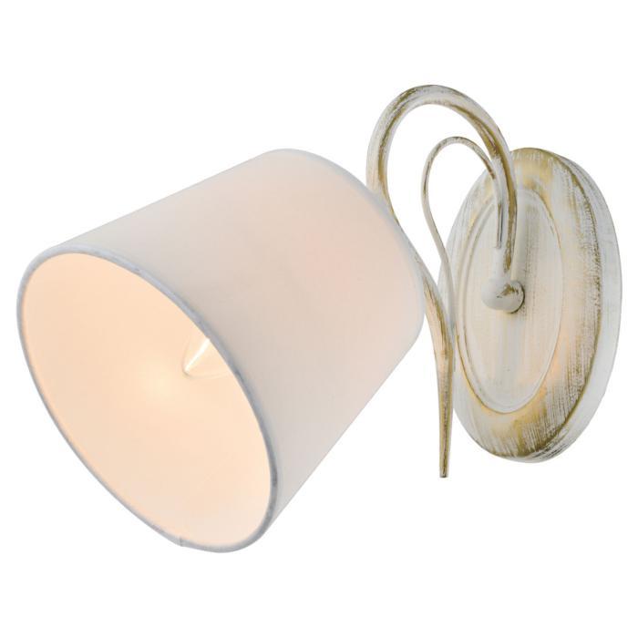 Настенный светильник Lussole LSP-8060, E14, 40 Вт настенный светильник lussole lsp 8017 черный
