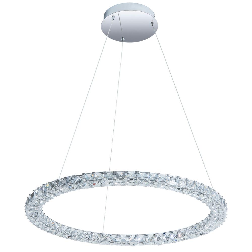 Подвесной светильник Arte Lamp A6717SP-1CC, LED, 36 Вт