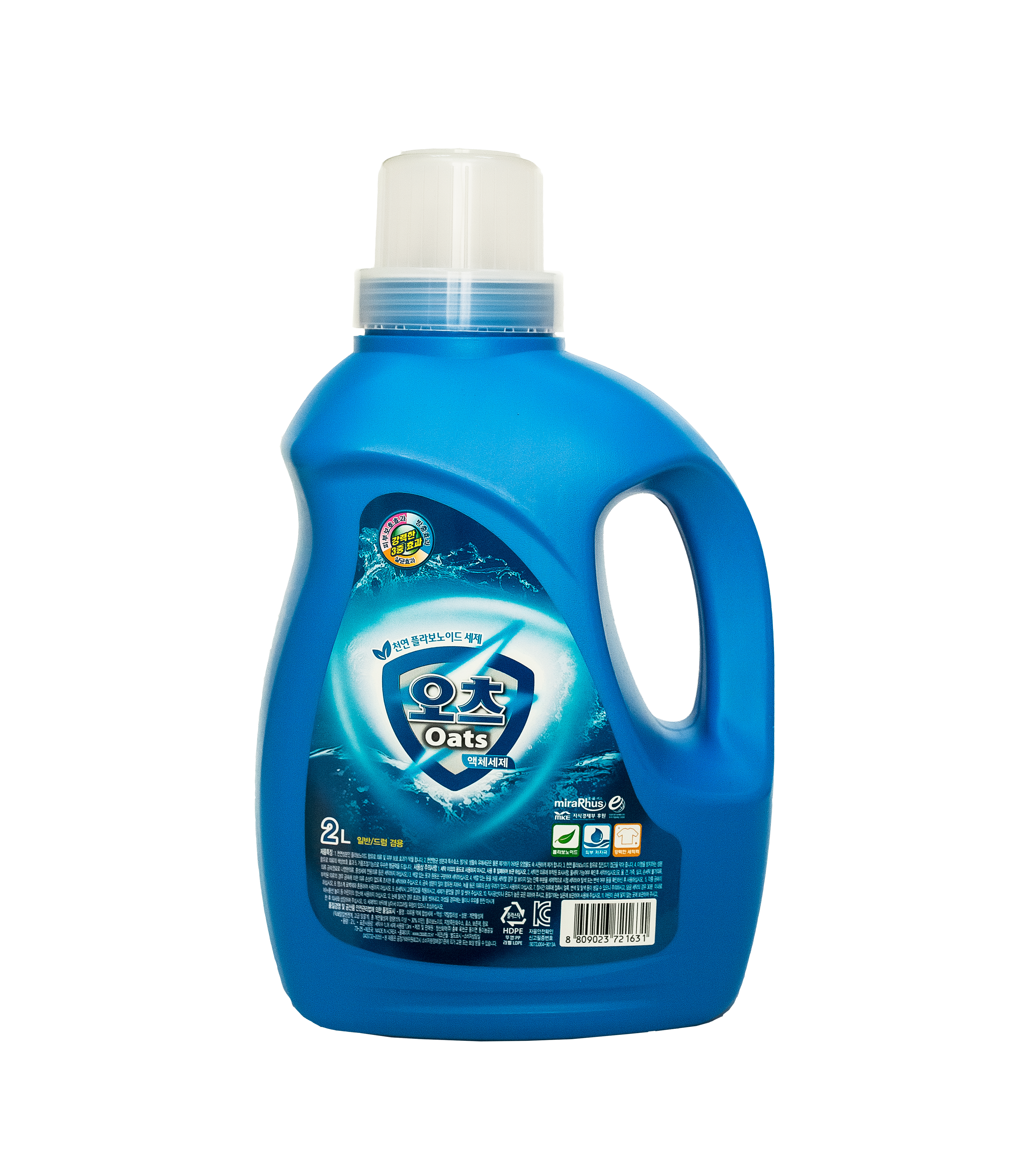 Жидкое средство для стирки Oats 721631