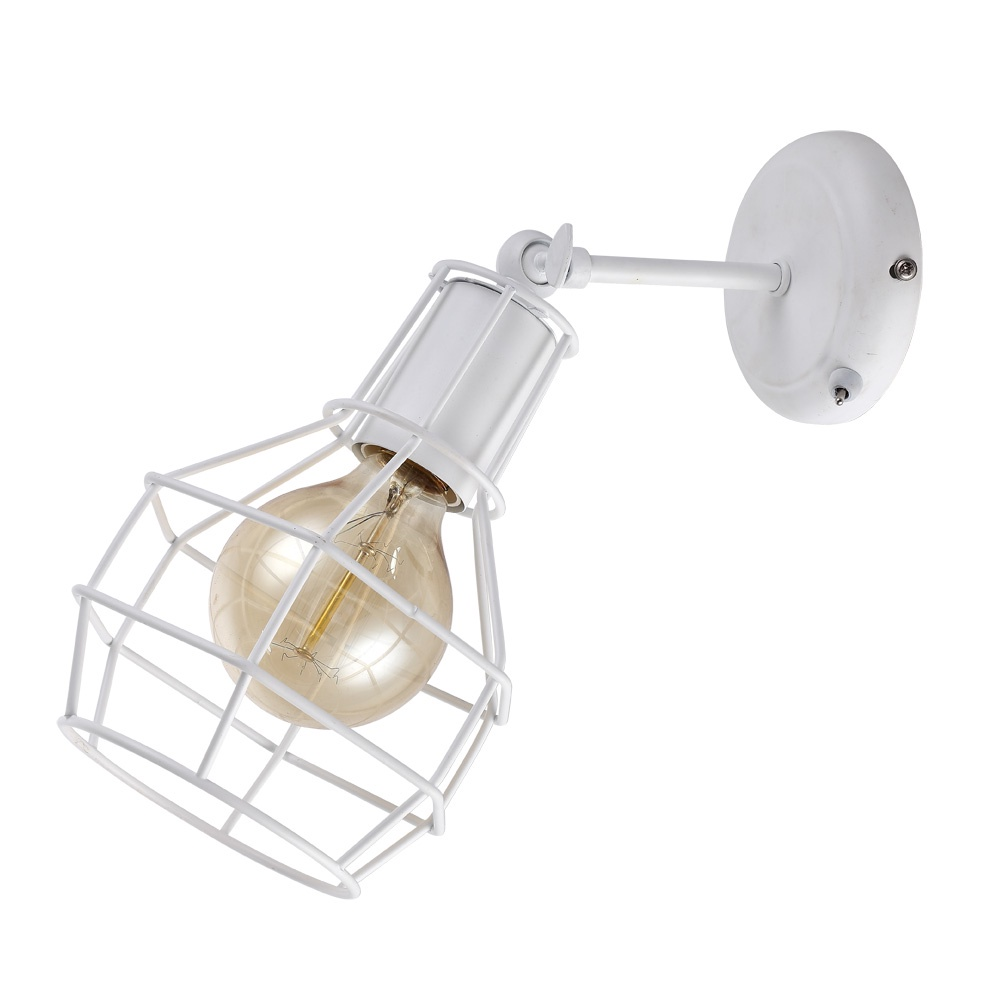 Бра Arte Lamp A9182AP-1WH, E27, 60 Вт
