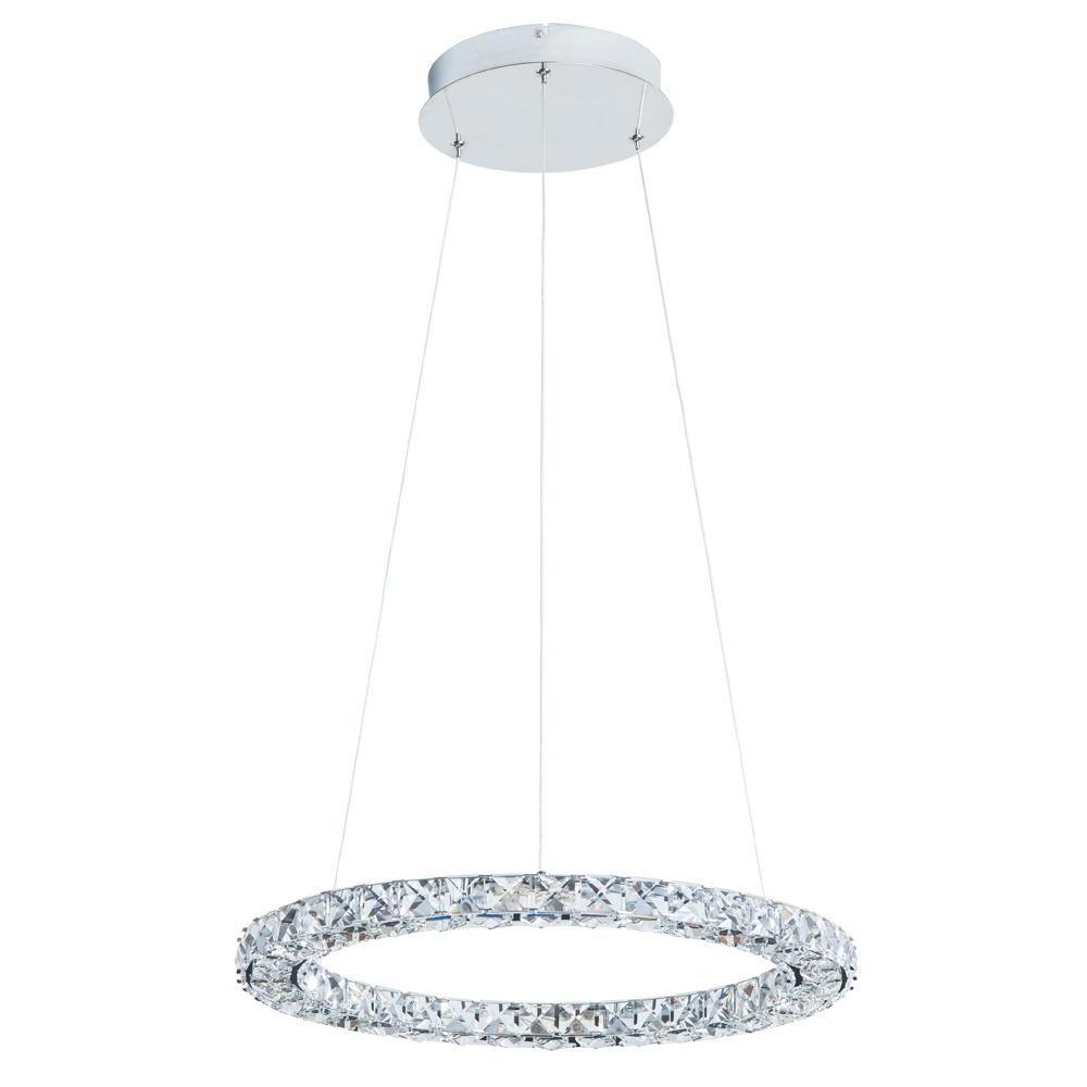 Подвесной светильник Arte Lamp A6715SP-1CC, LED, 24 Вт